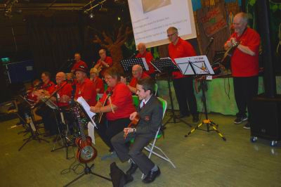 Wigan Ukulele Club Comes to OLQP
