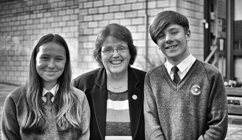 Rosie Cooper MP Visits OLQP